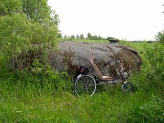 Тотемный камень «Утюг»