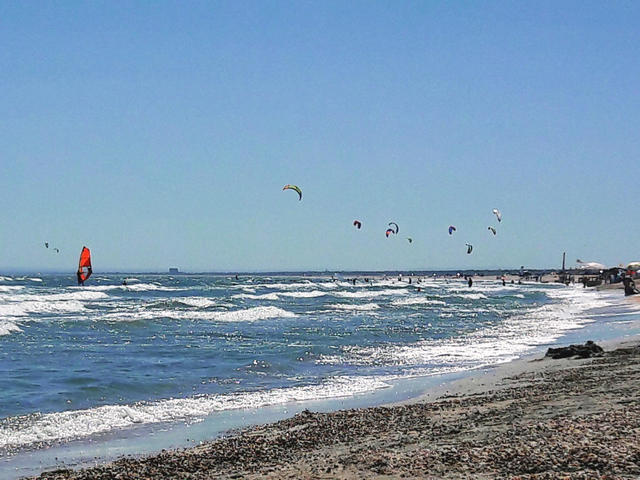 Казантипский залив