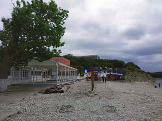 Пляжи Голубой бухты
