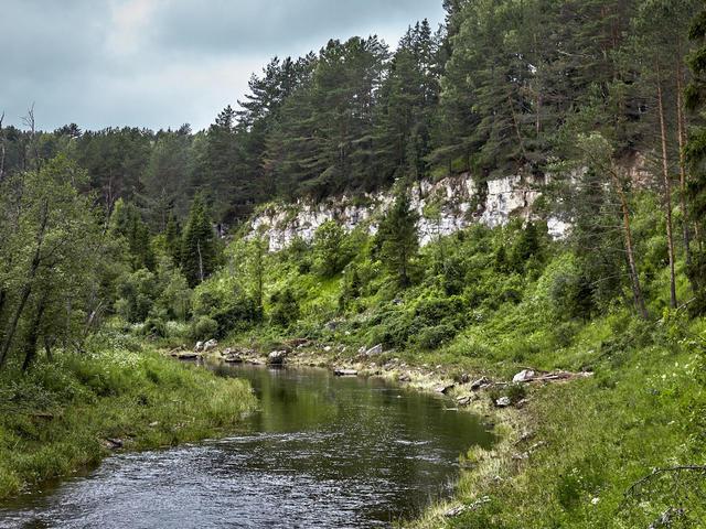 Каньон реки Дёржа