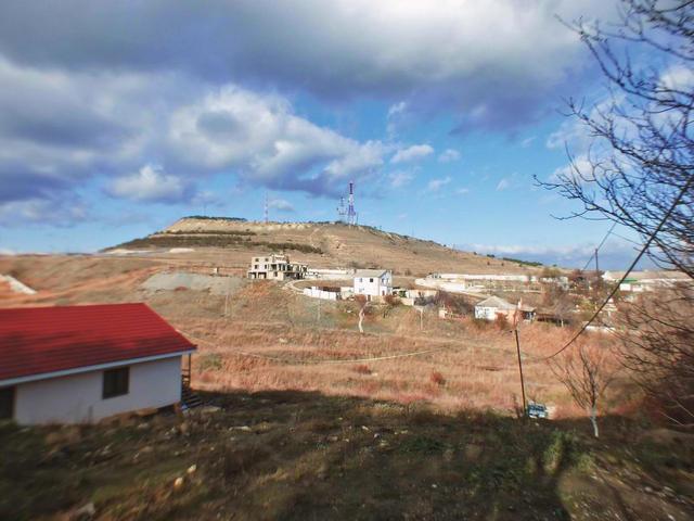 Лысая гора вФеодосии