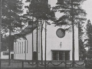Кирха Каннельярви.
