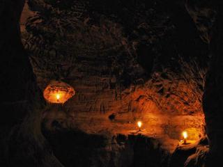 Гремячевские (араповские) пещеры