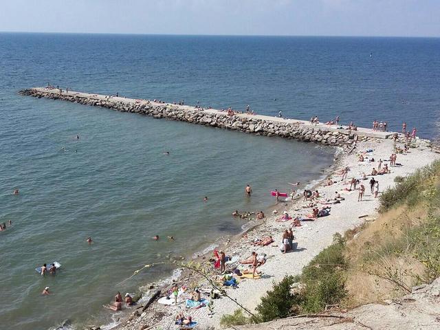 Пляж «Золотая бухта»