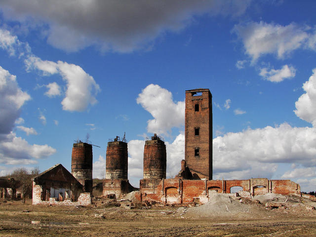 Изварский известковый завод