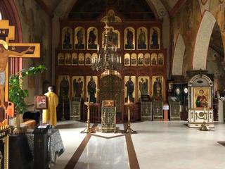 Церковь Казанской Иконы Божьей Матери вЯнтарном