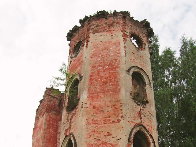 Башня Дибича