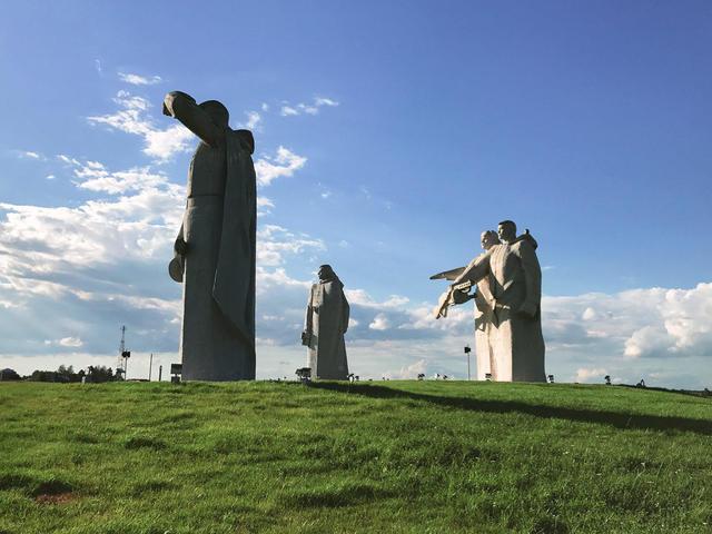 Мемориал «Героям-панфиловцам»