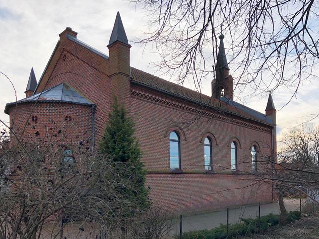 Церковь Сергия Радонежского (Кирха Росситтена)