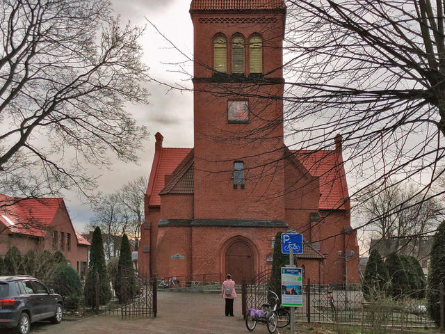 Спасо-Преображенский собор (Кирха Святого Адальберта)