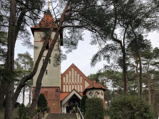Храм Серафима Саровского (Лютеранская кирха вРаушене)