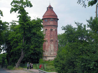 Водонапорная башня Фишхаузена