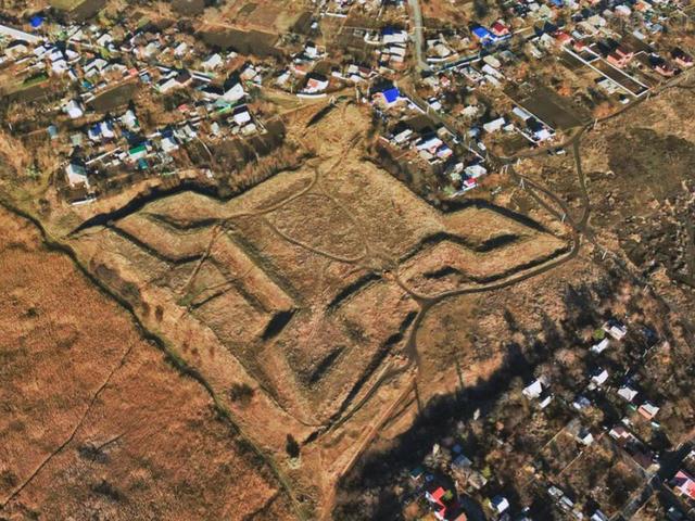 Павловская земляная крепость