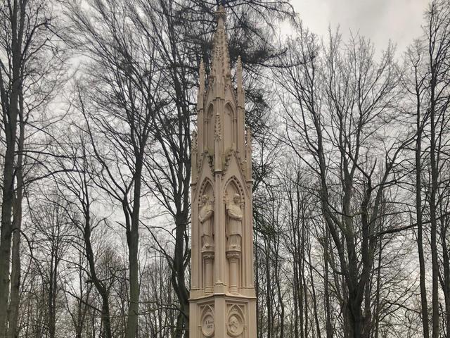 Памятник в честь сражения при Прёйсиш-Эйлау