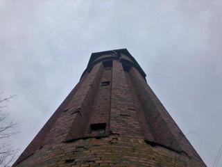 Железнодорожная водонапорная башня Прёйсиш-Эйлау
