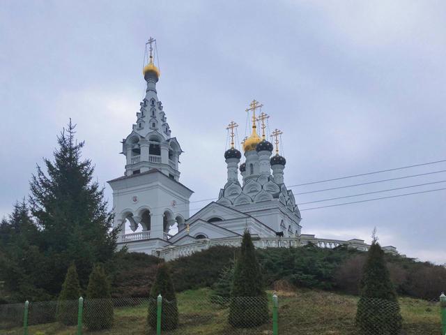 Софийская церковь в Багратионовске