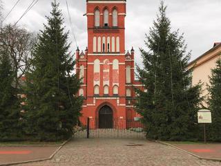 Храм святого Бруно Кверфуртского