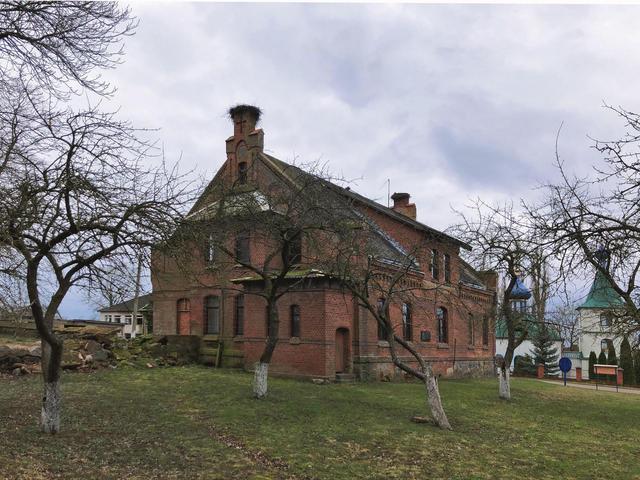 Дом пастора вУльяново