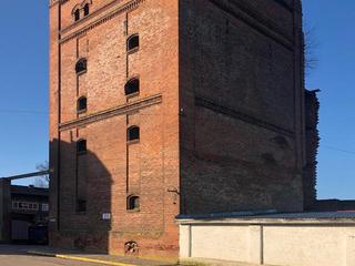 Здание пивоварни Гейдера