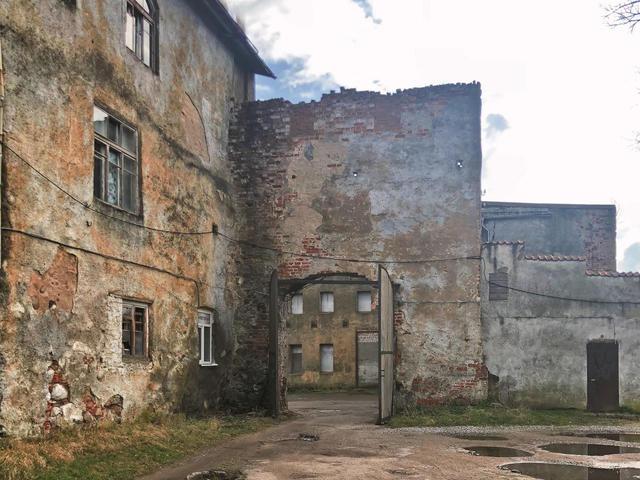 Замок Лабиау