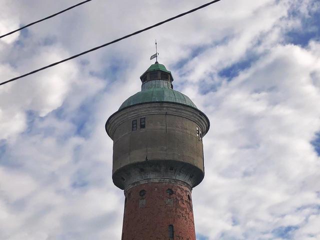Водонапорная башня Лабиау