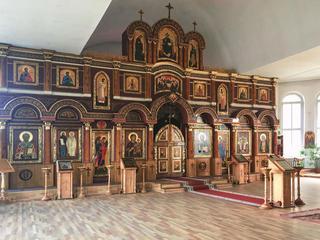 Крестовоздвиженский собор вКалининграде