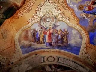 Заброшенная церковь в Княжеве