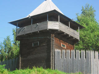 Городище Усть-Шексна