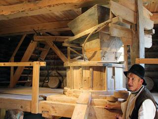 Музей «Мельница в деревне Бугрово»