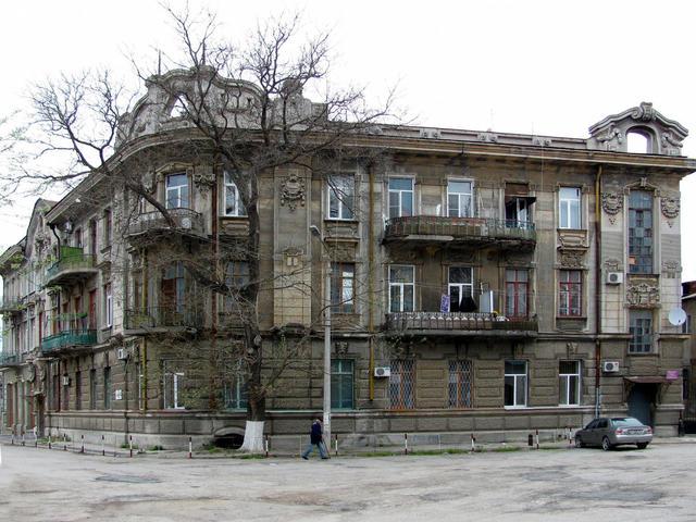 Дом Дувана в Евпатории