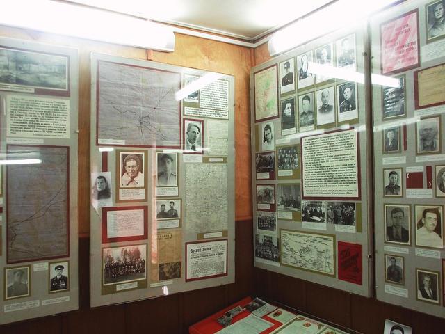 Музей воинской славы в Полунино