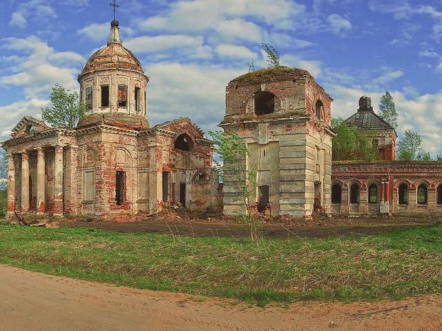 Храмовый комплекс вКунганово