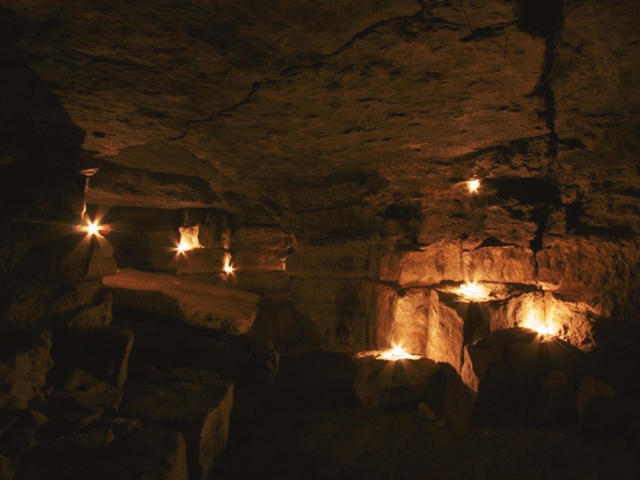 Кольцовские каменоломни