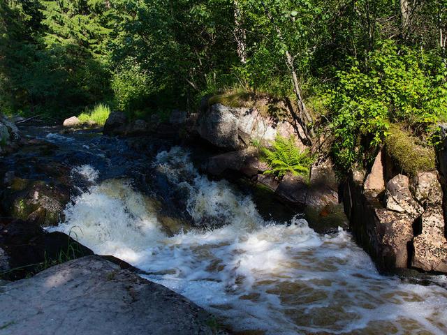 Водопад Койриноя